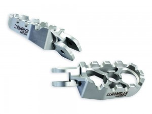 BILLET ALUMINIUM FOOTPEGS
