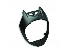 CARBON HEADLIGHT FAIRING