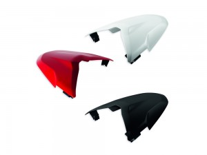 PASSENGER SEAT COVER RED