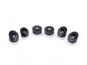 ALUMINIUM FRAME PLUGS KIT