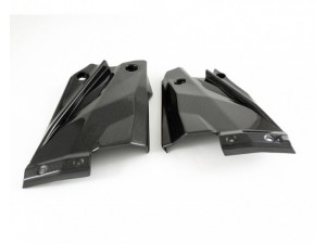 BELLY COVERS STRADA KIT CARBON